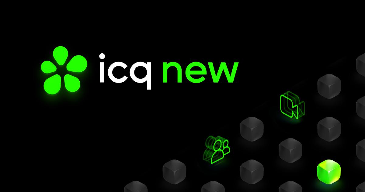 ICQ New – для тех, кто всегда онлайн